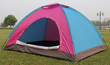 Jeval Amazing Picnic Hiking Camping Portable Waterproof Tenttent