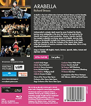 Amazon Arabella Blu Ray Emily Magee Movies Tv