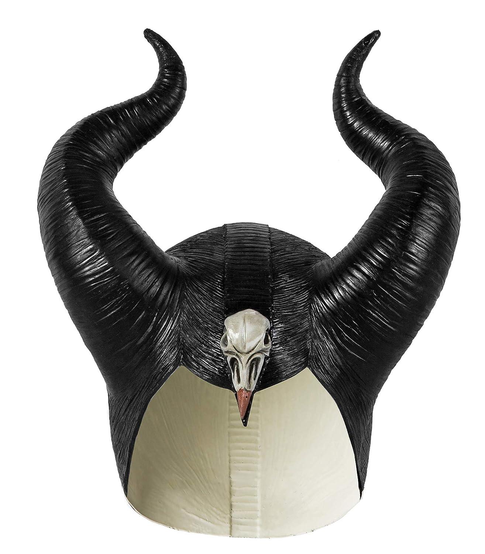 Amazon Com Maleficent Mistress Of Evil Mask Headpiece Mask