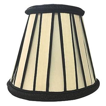 Royal Designs Inglés plisado lámpara de araña lámpara de ...