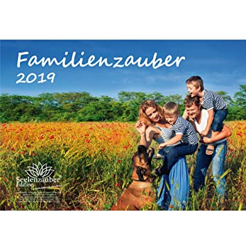 Familienzauber Din A4 Premium Kalender 2019 Familie