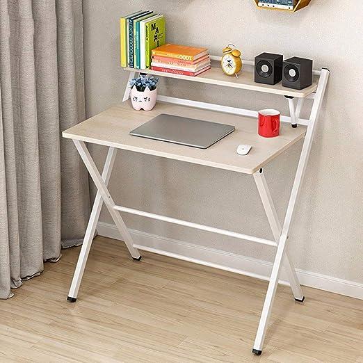 YZZG Mesa de Juegos para el hogar y la Oficina, Mesa Plegable Mesa ...