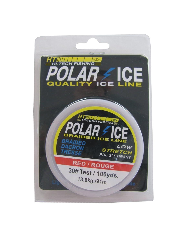 【超目玉枠】 HT ILR-1030 Ice Polar B000M30532 No. 30 Ice ILR-1030 Braided Line, Red, 100-Yard B000M30532, grand A(グランエー):06373743 --- a0267596.xsph.ru