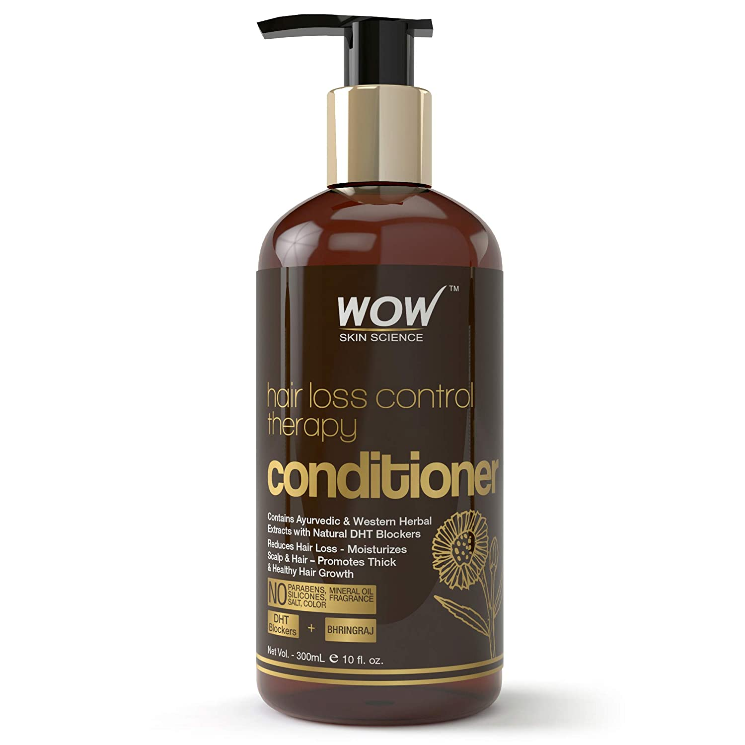 WOW Hair Loss Control Therapy Conditioner 300 ml
