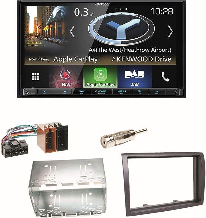Kenwood DNX de 8180dabs Navegación naviceiver Bluetooth ...