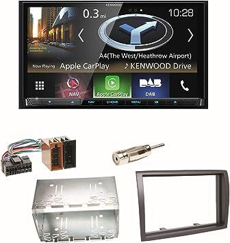 Kenwood DNX de 8180dabs Navegación naviceiver Bluetooth Radio ...