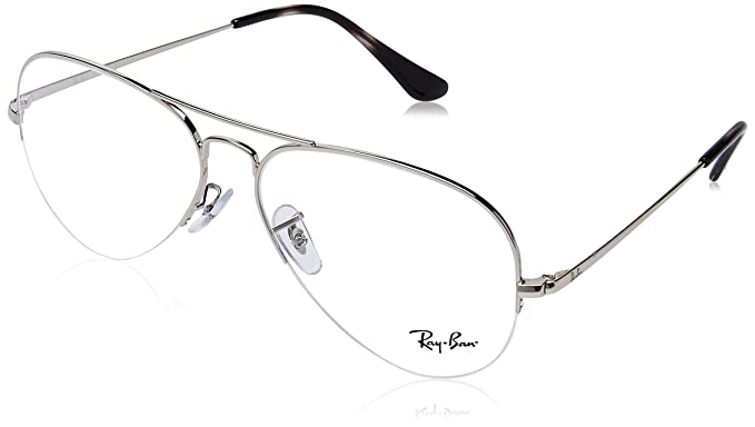 f7279efa2f Image Unavailable. Image not available for. Color  Ray-Ban Unisex RX6589  Eyeglasses ...