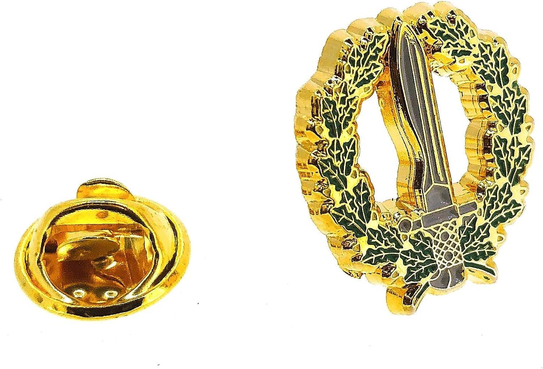 Pin de solapa del Emblema de las Unidades de Operaciones Especiales del Ejército de Tierra Español GOE Dorado | Pines Originales y Baratos Para Regalar | Detalles Divertidos