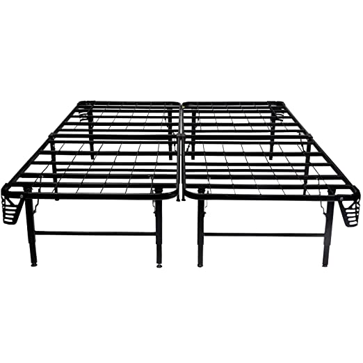 Amazon.com: Thrive Mattress Platform Foundation Bed Base of 3 Height Adjustments - California King: Kitchen & Dining