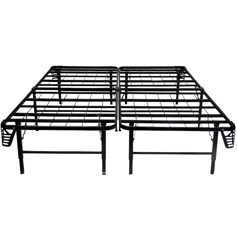 Thrive Mattress Platform Foundation Bed Base of 3 Height Adjustments - California King
