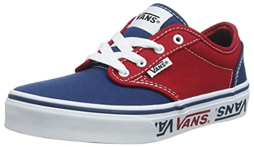 5abbb07ff7 Amazon.com | Vans Boys' Atwood Canvas Classic Trainers | Sneakers