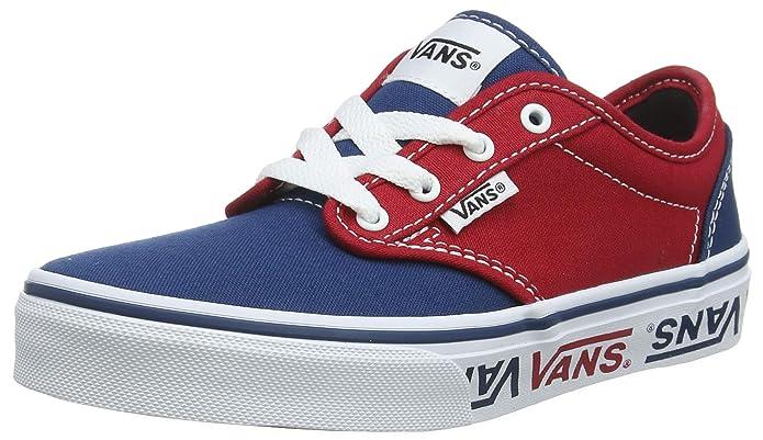 Vans Atwood Sneakers Jungen / Kinder Rot Blau