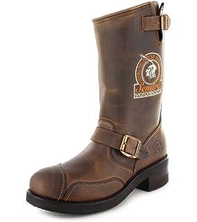 Calzature & Accessori marrone scuro per uomo Sendra Boots