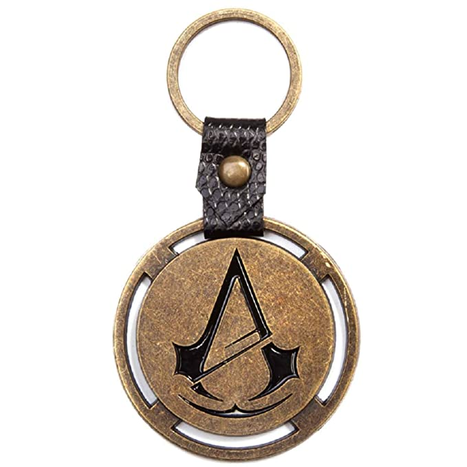 Assassins Creed Unity Llavero Keychain Logo PS4 Xbox Oficial ...