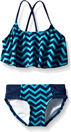 Kanu Surf Girls Beach Sport 2-Piece Swimsuit