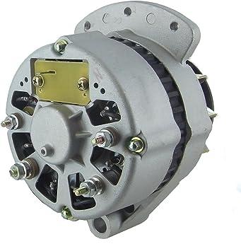 Alternator for Ford Backhoe 550 555 555A 555AXL 555B 650 655A 750 755//A 8AL2056K