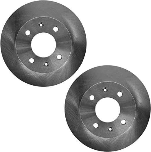 Disc Brake Rotor-Element3; Coated Rotor Front fits 00-02 Hyundai Accent