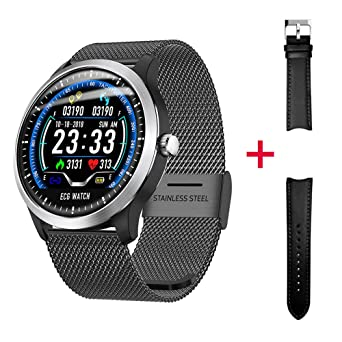 Relojes Inteligentes N58 Smart Watch Heart Rate Blood Pressure ...