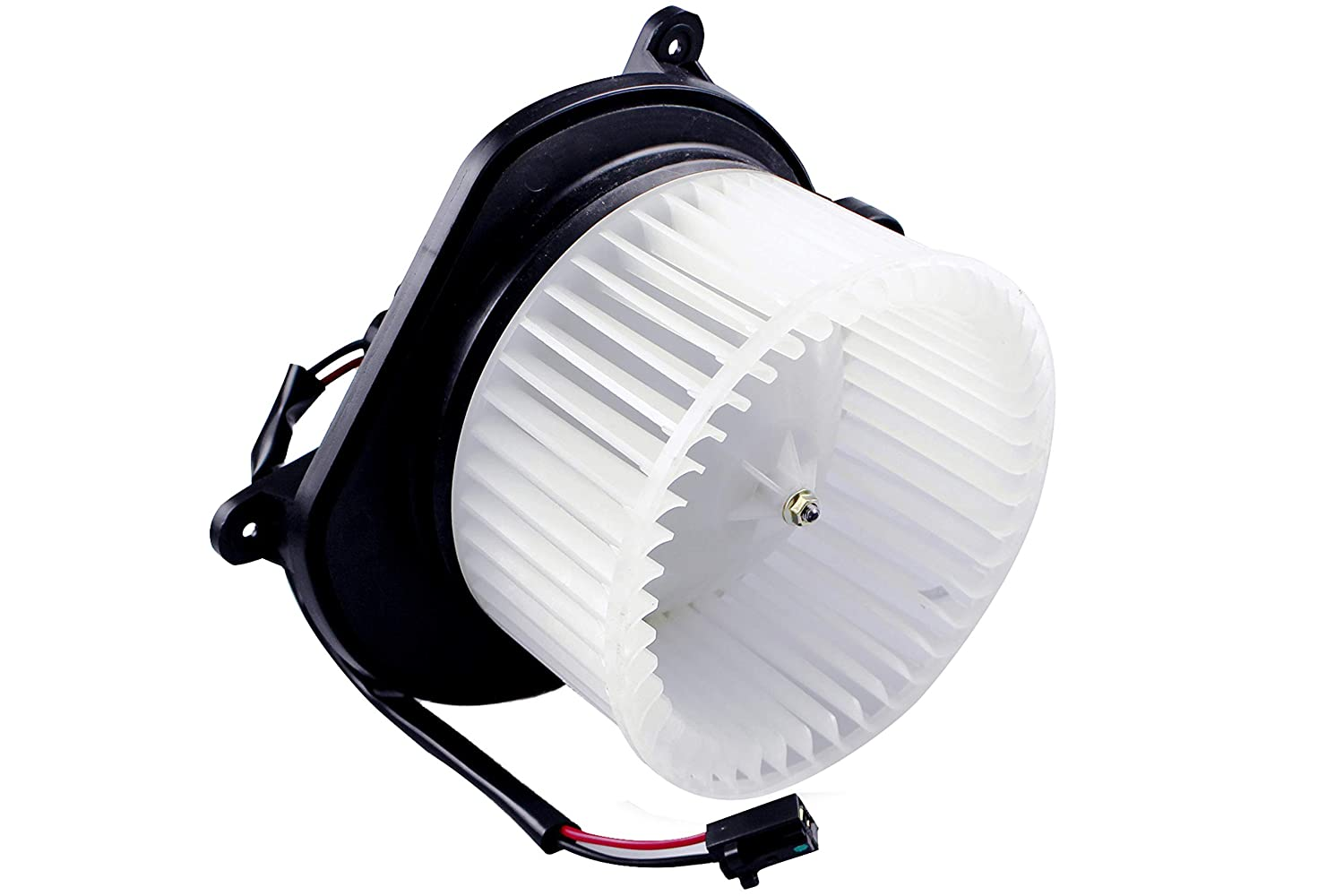 BOXI Blower Motor Fan Assembly for 2005-2010 Jeep Grand Cherokee 2006-2007 Jeep Commander 5143099AA XK