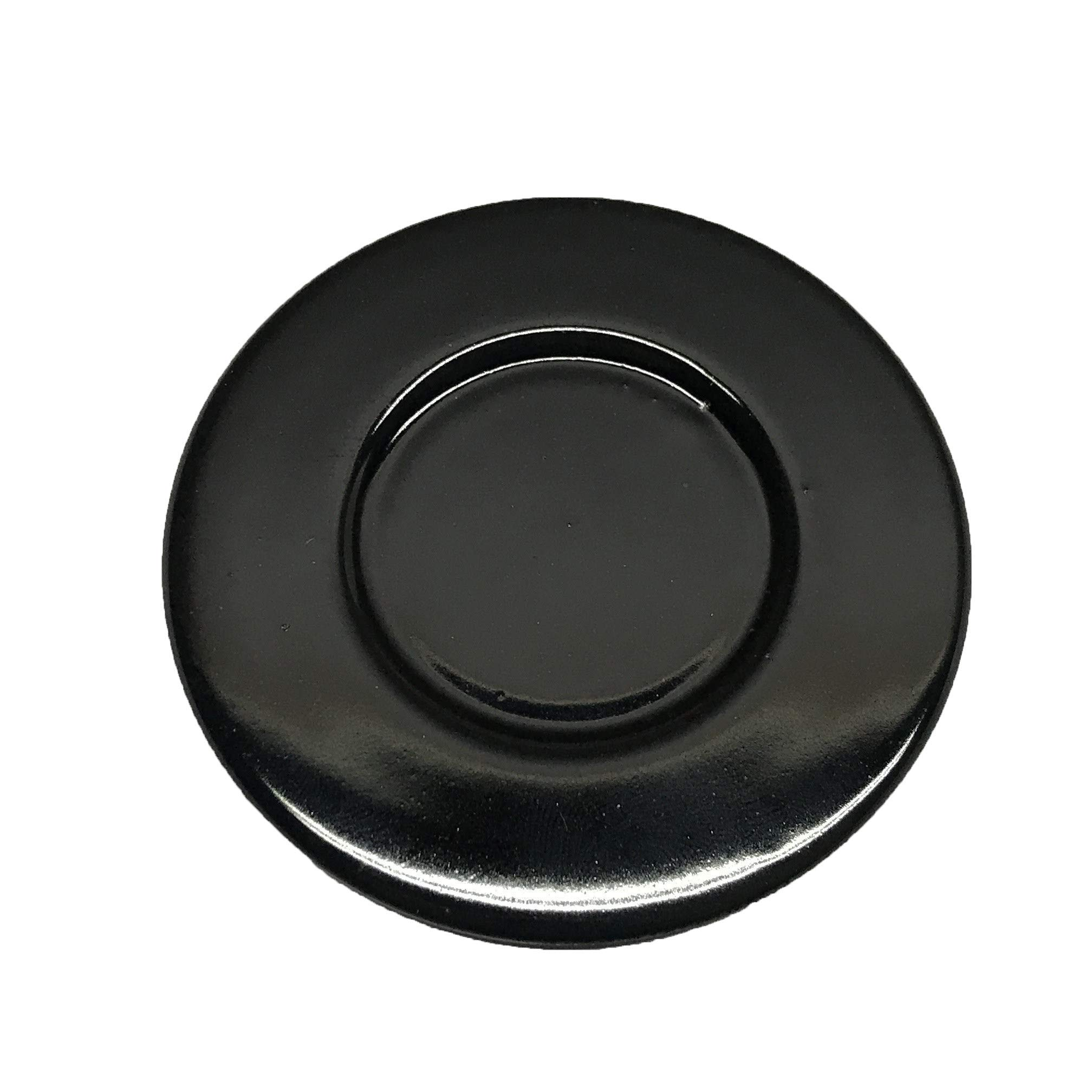 GRP SURFACE BURNER CAP REPLACEMENT FOR WHIRLPOOL 98017461 - SET OF 02