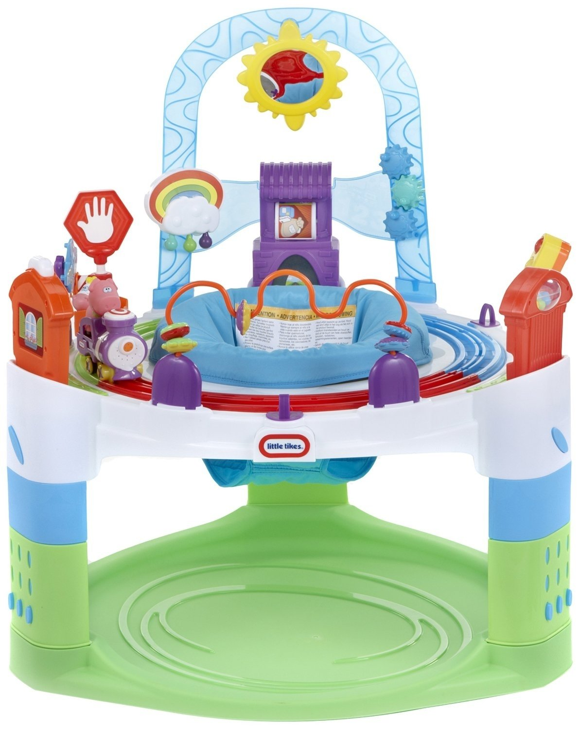 Discover & Learn Activity Center