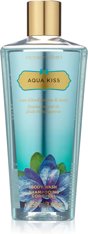 Victoria's Secret Body Wash, Aqua Kiss Freesia, 8.4 Ounce