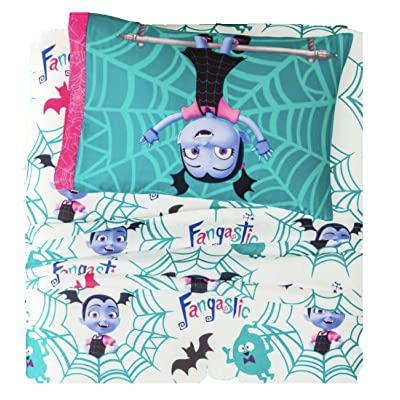 Vampirina Twin Sheet Set: Home & Kitchen