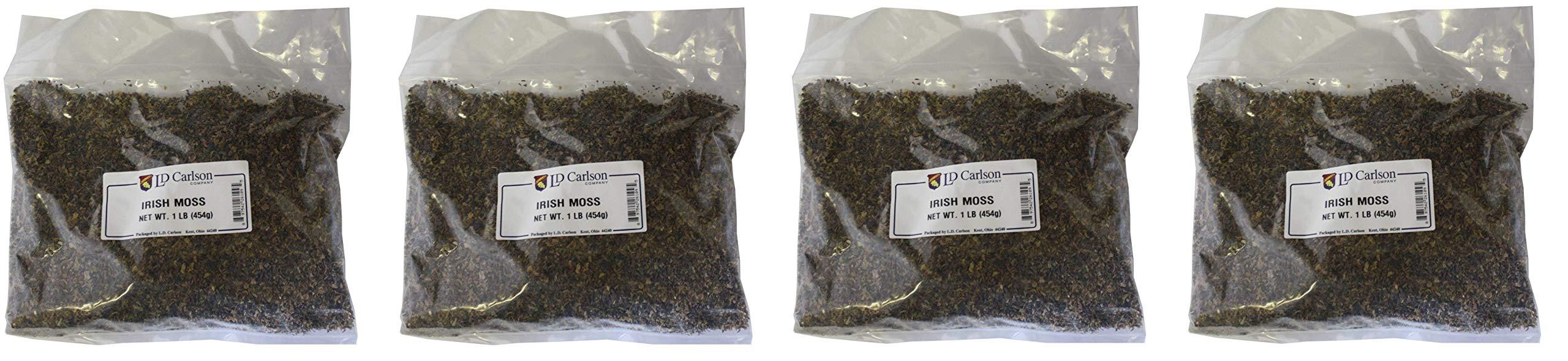 Irish Moss Flakes, 1 lb. (4-Pack)