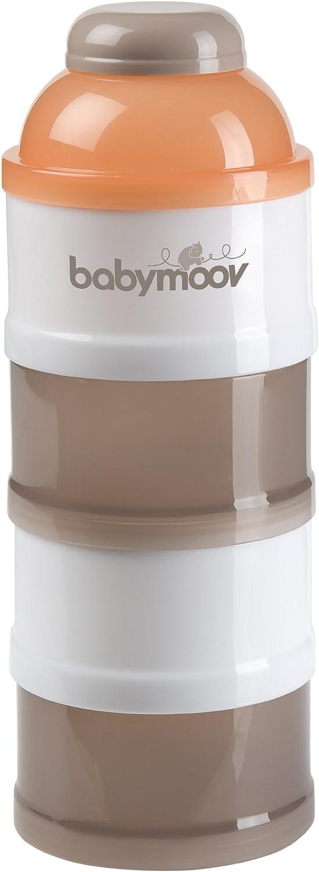 Babymoov  Doseur de lait en poudre Babydose Abricot