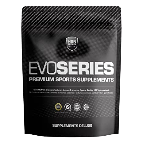HSN Sports Evowaff Gofres Proteicos de Sabor Vainilla - 1000 gr