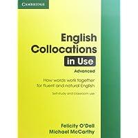 English collocations in advanced use