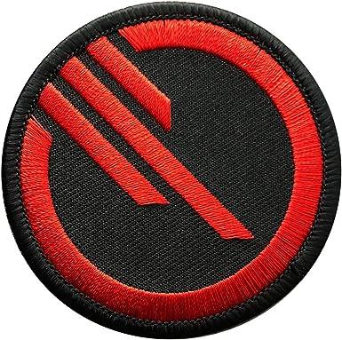 Amazon Com Inferno Squad Hook Patch Clothing