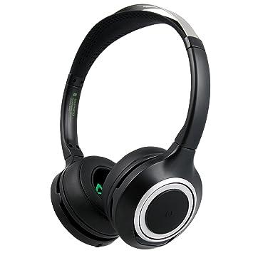 Auricular Bluetooth SUPSOO B102 Hi-Fi Deep Bass Auriculares inalámbricos sobre el oído con cancelación