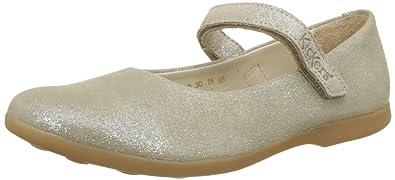 641d902c263e5b Kickers Ambellie, Ballerines Bout fermé Fille: Amazon.fr: Chaussures ...