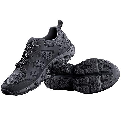 06df3d0672190 FREE SOLDIER uomo Tactical scarpe estate traspirante ultra leggero ad  asciugatura rapida