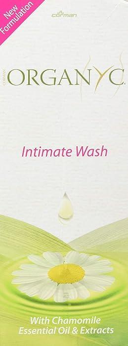 The Best Nature Certified Feminine Wash