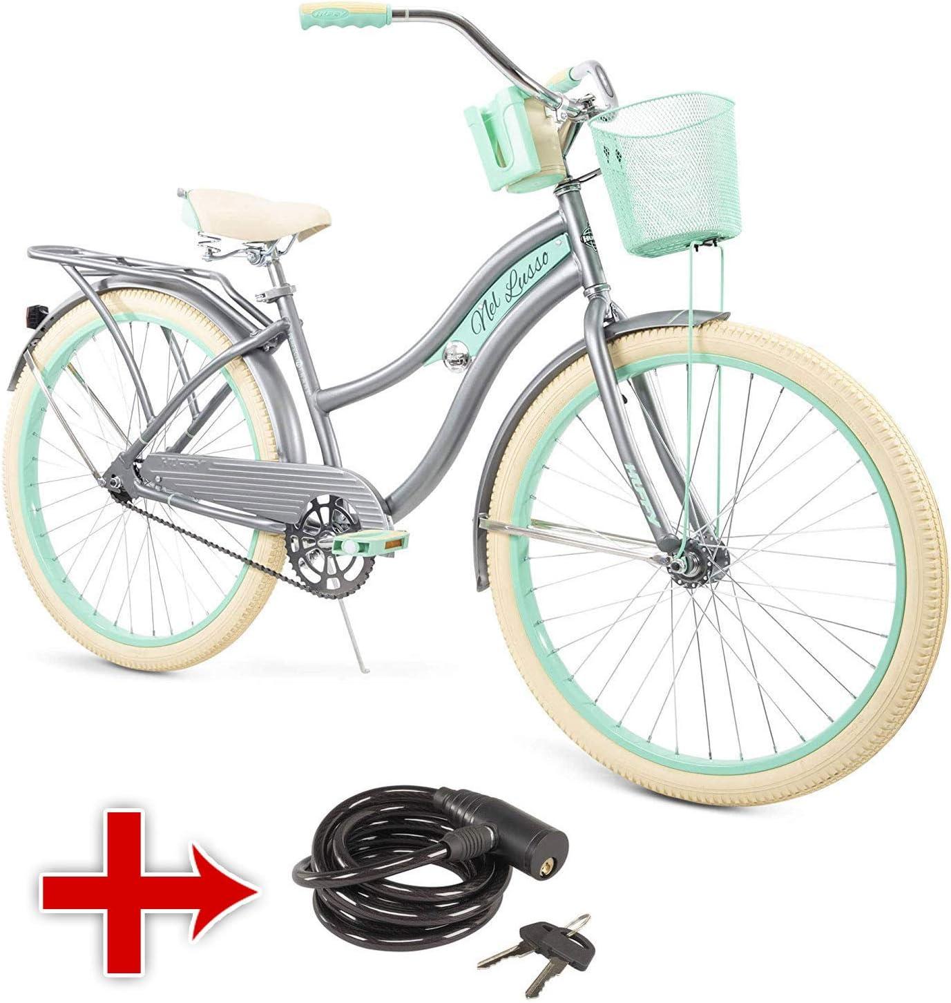 26 Huffy Nel Lusso Womens Cruiser Bike