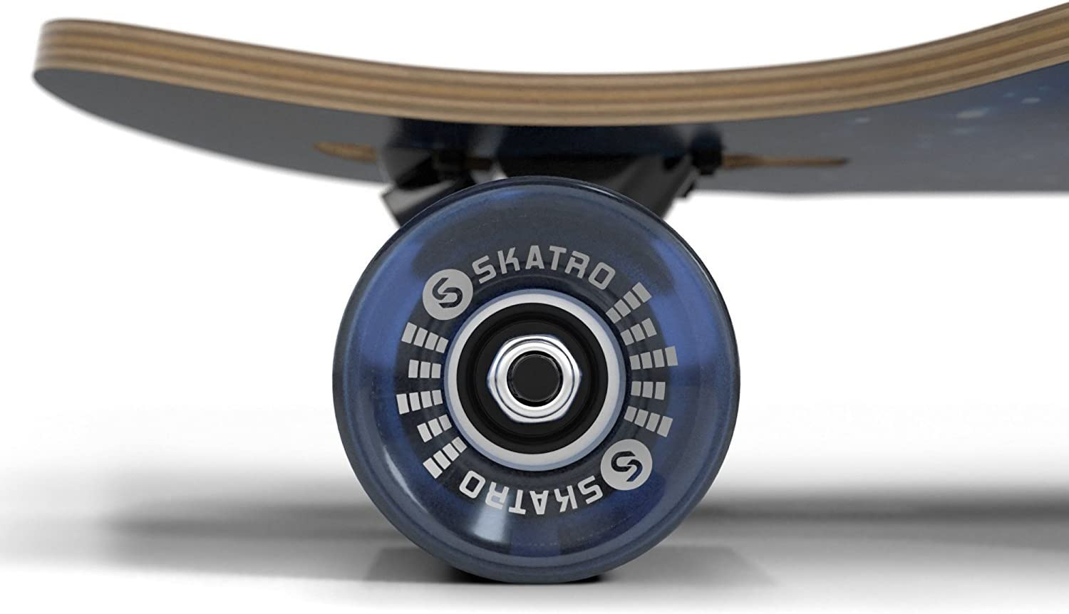 skatro Drop through Longboard skateboard freeride - 3