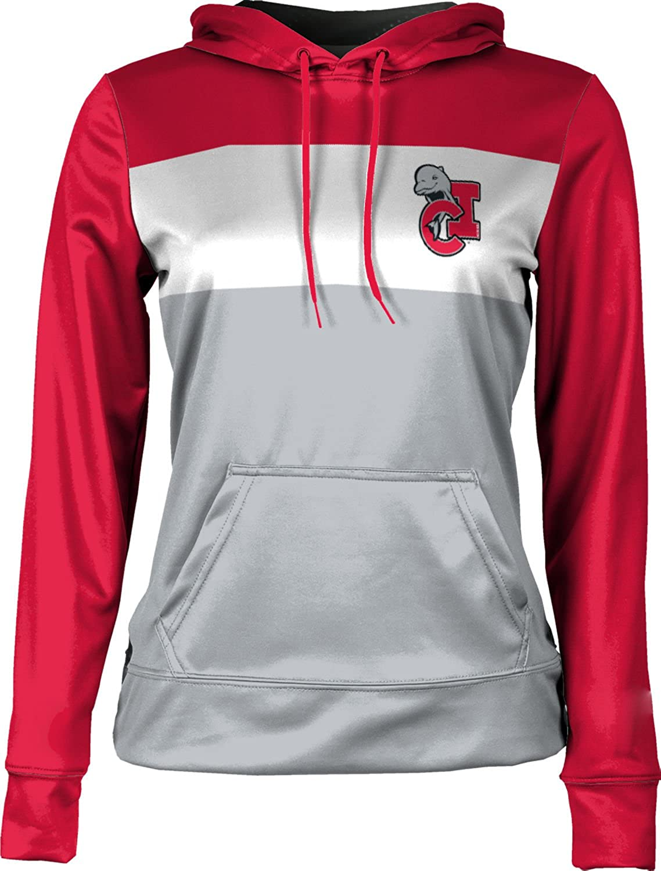 Geometric ProSphere California State University Channel Islands Girls Pullover Hoodie School Spirit Sweatshirt