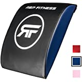 Rep Ab Support Mat with Optional Tailbone Protector - Abdominal Exercise Mat for Ab and Core Workouts