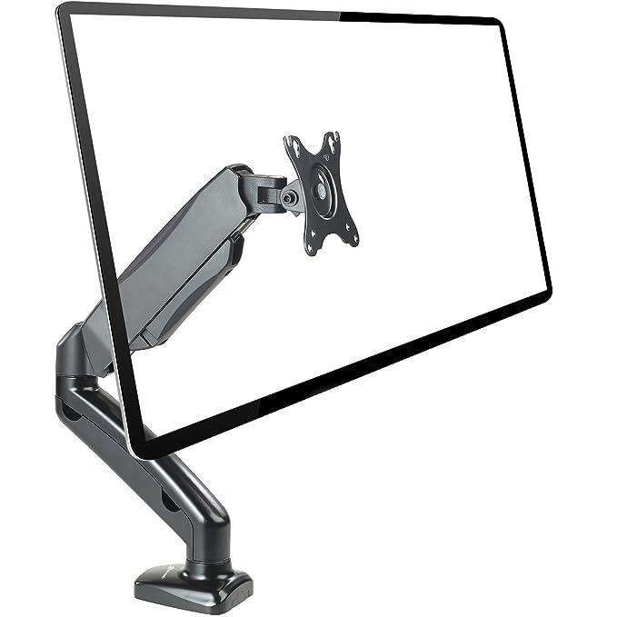14 opinioni per Supporto da scrivania per monitor di alta qualità – Asta per monitor flessibile