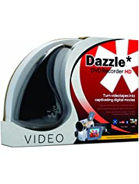 Dazzle DVD Recorder HD - Video Capture Card Device [PC Disc]