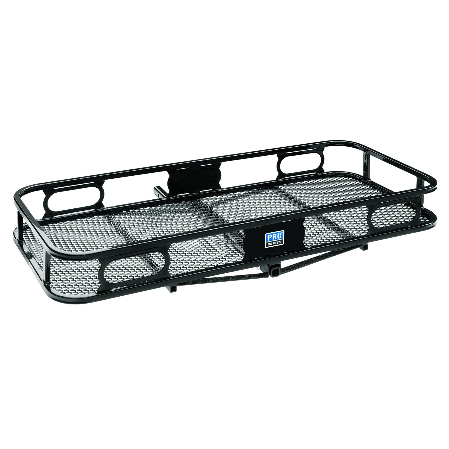 Pro Series 63154 Black 48' x 20' Hitch Mounted Cargo Carrier