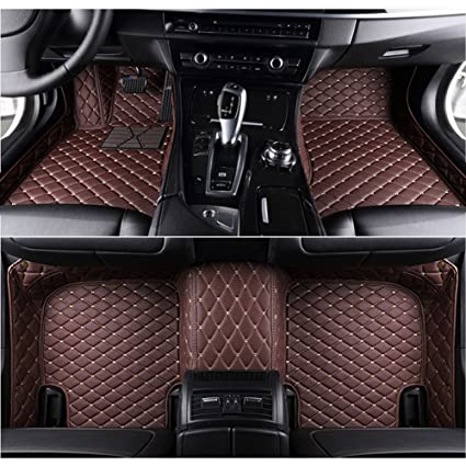 2016, Black red kaifeng Car Floor Mats Custom Fit All-Weather 3D Covered Car mat Carpet FloorLiner Floor Auto Mats for Lexus IS250 IS350 2008-2018
