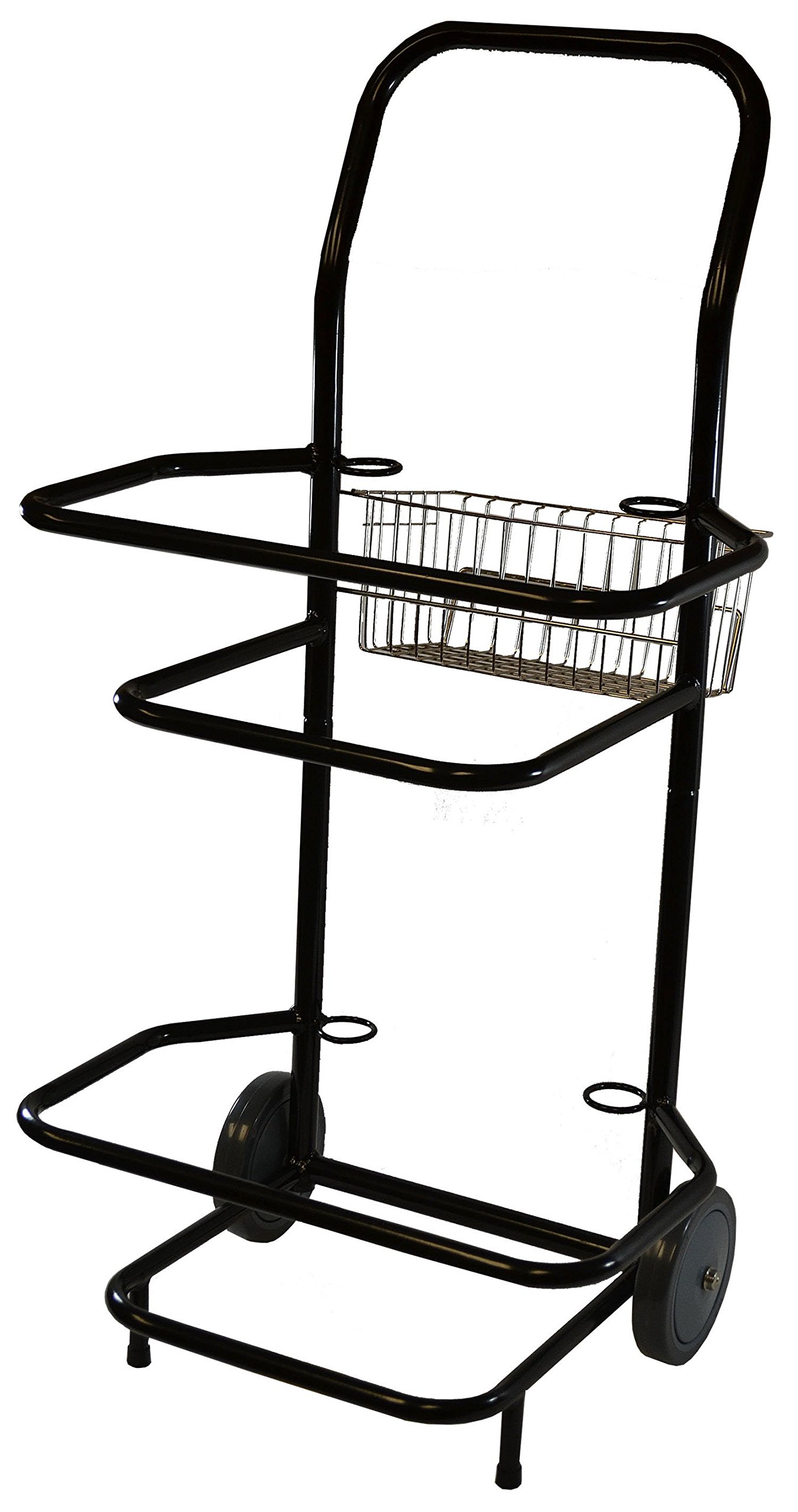 Golden Star T2216 Janitor Microfiber Trolley, 2 Wheel