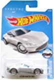 Hot Wheels 2016 HW Showroom James Bond 007 Spectre Aston Martin DB10 112/250, Silver