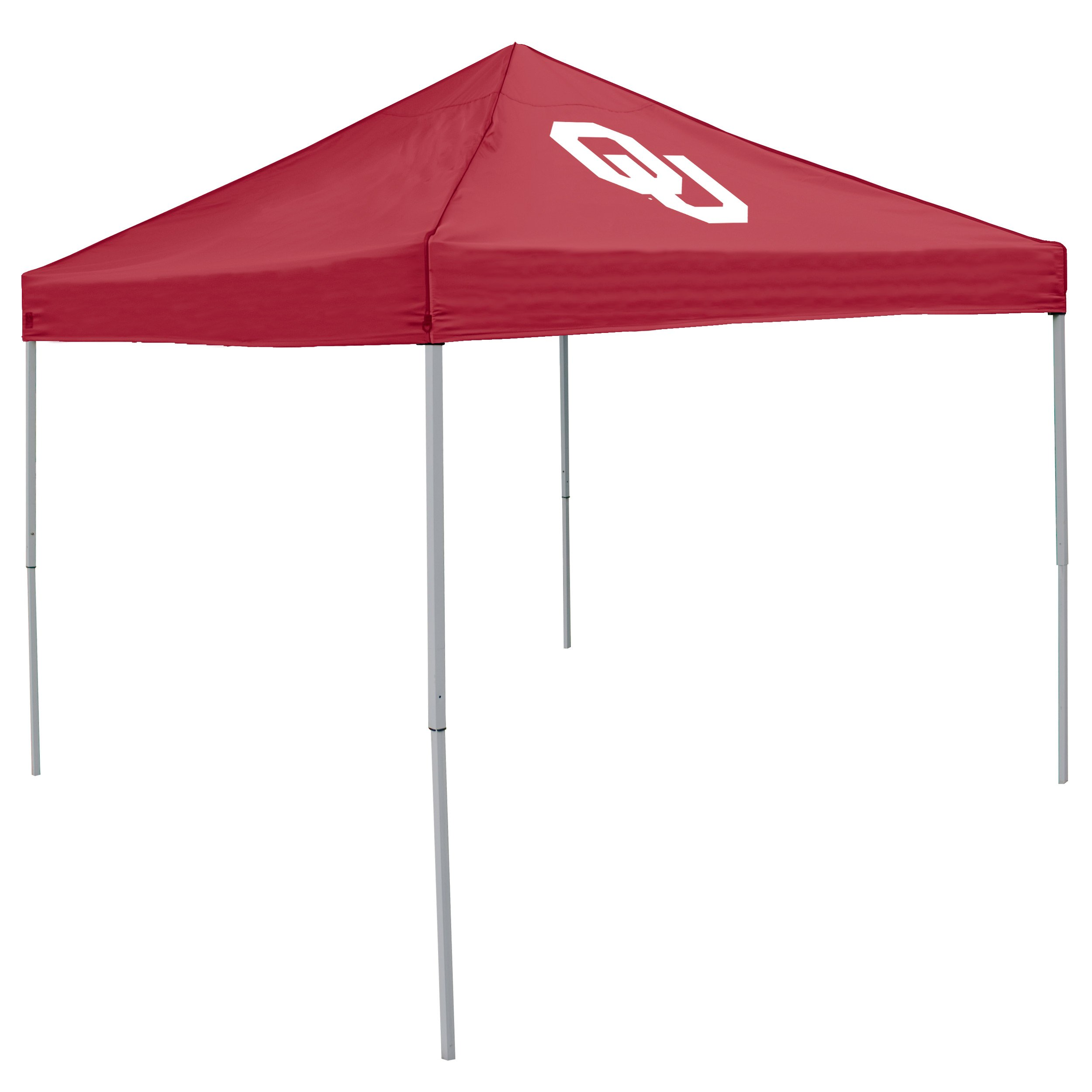 NCAA Oklahoma Sooners Economy Tailgate Tent by Logo Brands