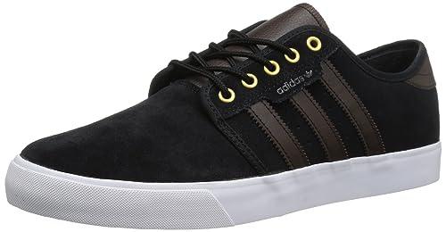983a3d36 Adidas - Tenis para Correr en Carretera para Hombre, Color Negro, Talla  11.5 D