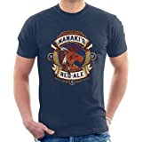 Final Fantasy Nanaki Red Fox XIII Ale Men's T-Shirt
