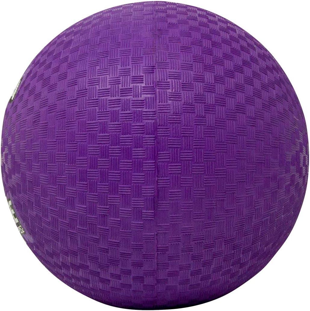 Mikasa Playground Ball Purple, 8.5-Inch